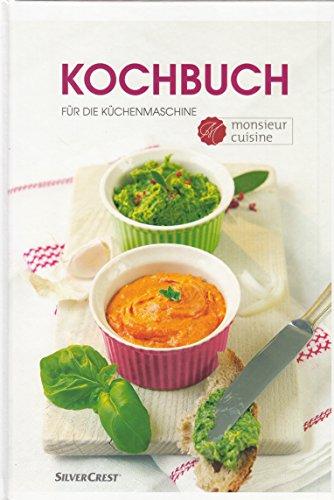 Kochbuch für die Küchenmaschine monsieur cuisine