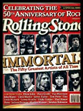 ROLLING STONE - Issue 946 - April 15, 2004 - Celebrating the 50th Anniversary of Rock: The Immortals: The Fifty Greatest Artists of All Time