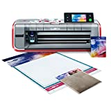 Brother ScanNCut CM100DM1 Home and Hobby Cutting Machine with a Built-in Scanner - Starter Bundle with Bonus Accessories