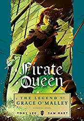 Pirate Queen graphic novel