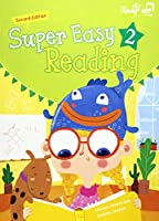 SUPER EASY READING 2  STUDENT BOOK WITH STUDENT DIGITAL MATERIALS