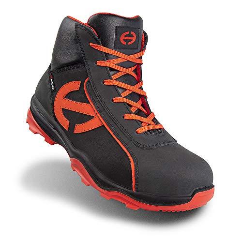 Heckel RUN-R 300 S3 SRC - Modernas botas de seguridad para el trabajo, ligera,...