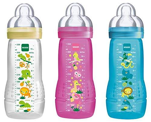 Mam Babyartikel - Mam fácil activo biberón 330 ml 1 st