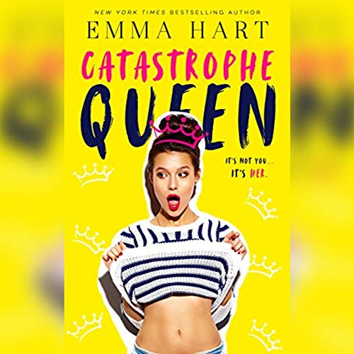 Couverture de Catastrophe Queen