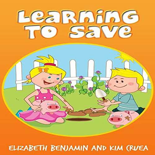 Learning to Save audiobook cover art