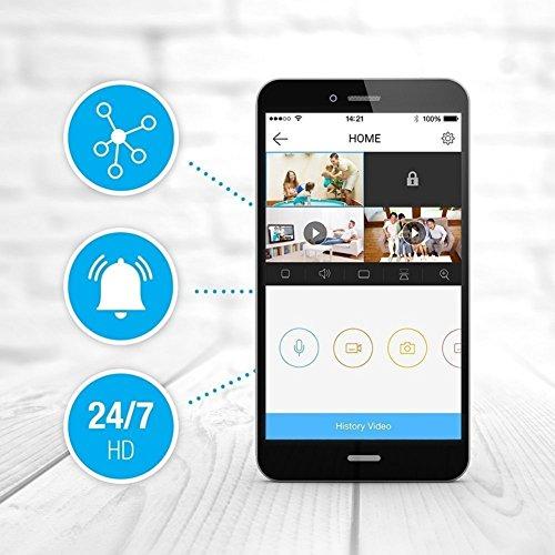 EZVIZ Mini Pano App