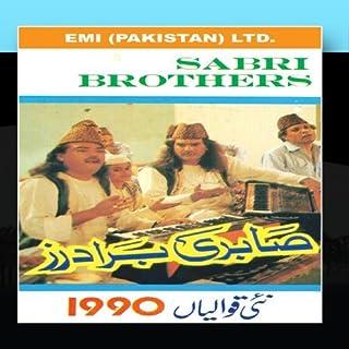 Sabri Brothers New Qawwali's 1990