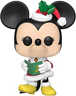Funko Pop! Figura De Vinil Disney: Holiday - Minnie