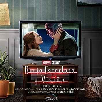 Bruja Escarlata y Visión: Episodio 7 (Banda Sonora Original)