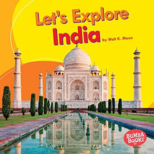Let's Explore India cover art