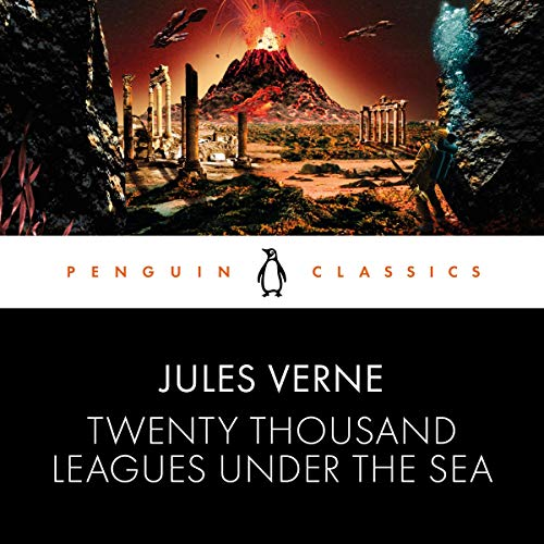 Twenty Thousand Leagues Under the Sea  By  cover art