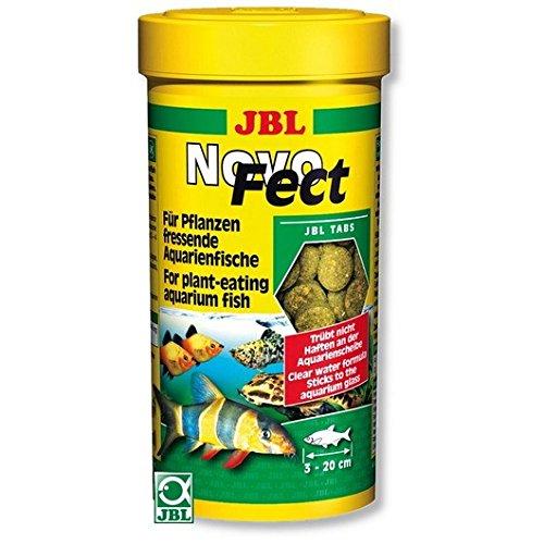 Jbl Novo Fect pasticche vegetali 250 ml/160 gr