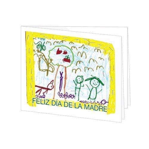 Cheque Regalo de Amazon.es - Imprimir - Día de la Madre Dibujo