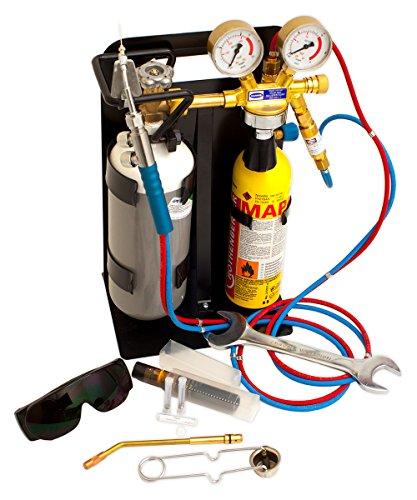 Lötfreund GOLD - Hartlöt- und Kleinschweißgerät mit 2 m Micromax-Schlauchpaket