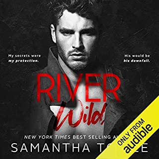 River Wild audiobook cover art