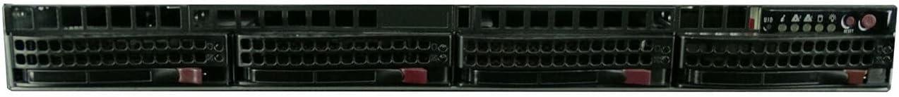 Supermicro 6017R-TDT+ Super beauty product restock quality top! 4 Bay LFF 1U E5-2650 Server 2.6GHz 2X V2 Baltimore Mall