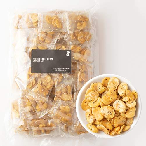 吉松 黒胡椒 そら豆 [ 450g / 個包装 ] 業務用 お菓子 ナッツ 胡椒 ブラックペッパー 豆菓子 スナック