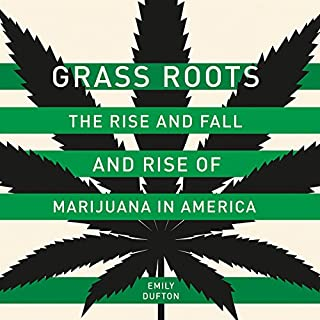 Grass Roots audiobook cover art