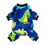 Fitwarm Dinosaur Dog Pajamas