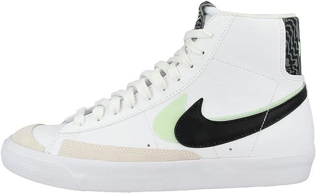 Nike Kid's Shoes Blazer Mid '77 SE (GS) Double Swoosh DD1847-100