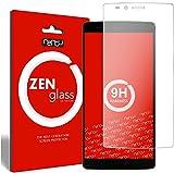 ZenGlass Flexible Glas-Folie kompatibel mit Vernee Apollo Lite 4G (5,5 Zoll) Panzerfolie I Bildschirm-Schutzfolie 9H