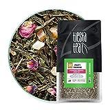 Tiesta Tea - Fruity Paradise, Loose Leaf Strawberry Pineapple Green Tea, Medium Caffeine, Hot & Iced Tea, 1 lb Bulk Bag - 200 Cups