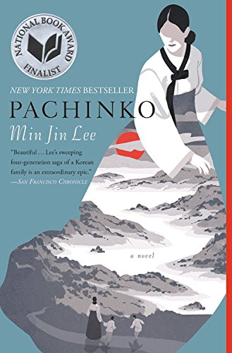 Pachinko. National Book Award Finalist