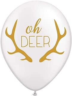 oh deer birthday