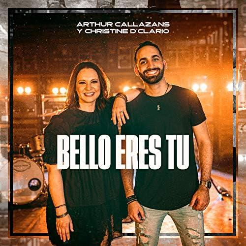 Arthur Callazans & Christine D'Clario