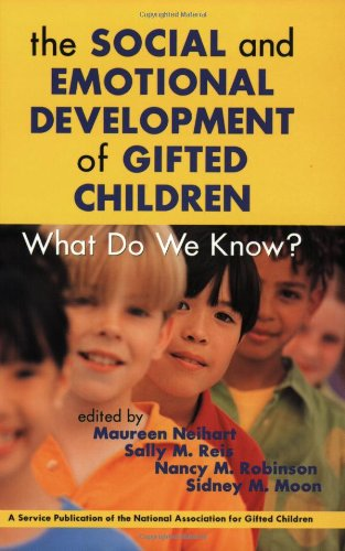 The Social And Emotional Development Of Gifted Children What Do We Know
