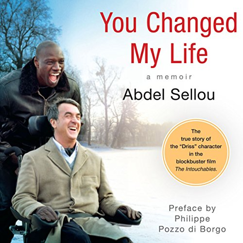 You Changed My Life audiobook cover art