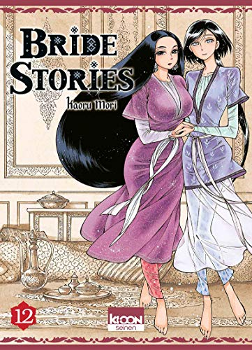 Bride Stories Edition simple Tome 12