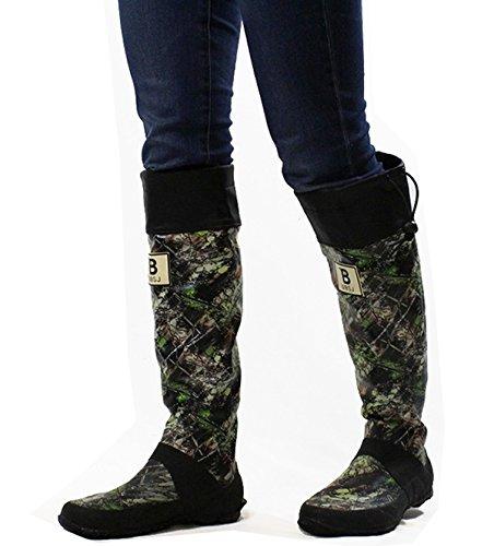 [日本野鳥の会] Wild Bird Society of Japan バードウォッチング長靴 3L(28.0cm) カモフラージュ柄