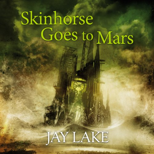 Skinhorse Goes to Mars cover art