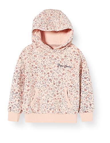 Pepe Jeans Mädchen Destiny Sweatshirt, Mehrfarbig (Multi 0aa), 13-14 Jahre (Herstellergröße: 14y/164)