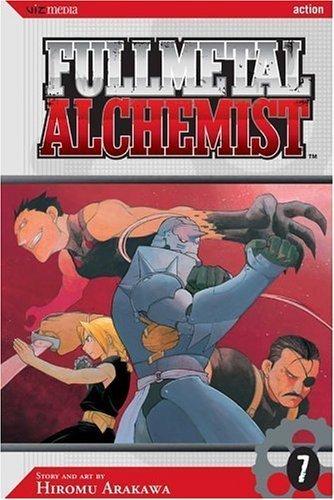 Fullmetal Alchemist, Vol. 7 by Hiromu Arakawa(2006-05-16)