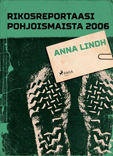 Anna Lindh (Finnish Edition)