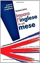Scaricare Libri Impara l'inglese in un mese PDF