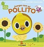 Juega con el pollito. Libro marioneta (Libros con elementos para jugar)