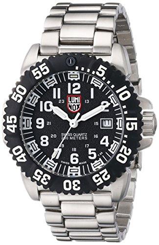 Luminox Herren-Armbanduhr Navy Seal Steel Colormark 3152