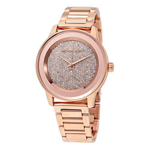 Michael Kors MK6210 Reloj para Mujer, color Plata