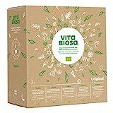 Vita Biosa Original 3 litros Bag-in Box – Bebida fermentada de hierbas en el paquete grande para cura y reservas o como paquete familiar