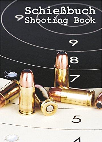 Schießbuch für Sportschützen und Behörden - Bullet