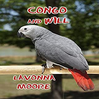 Congo and Will audiobook cover art