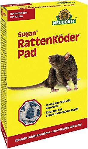 Neudorff Sugan Rattenköder Pad - 400 g