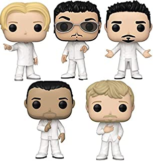 Funko Rocks: Pop! Backstreet Boys - Nick Carter, Brian Littrell, Kevin Richardson, AJ Mclean, Howie Dorough