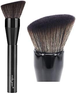 vela.yue Angled Powder Foundation Brush Multifunctional Face Makeup Brush