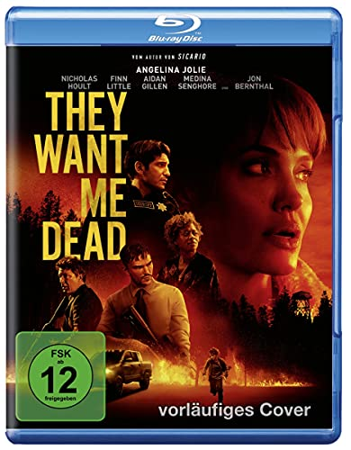 They Want Me Dead [Blu-ray]