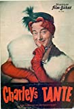 Charley's Tante - Heinz Rühmann - IFB Filmprogramm 3121