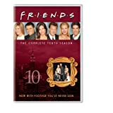 Friends: Complete Tenth Season [DVD] [Import]